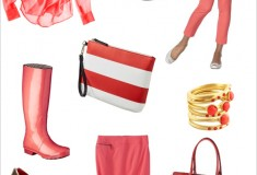 Sponsored: Ring in Spring with coral, aqua and yellow looks from Target!