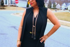 My style: the Little Black Dress by Muse Apparel