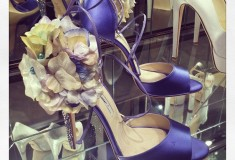 Brian Atwood has designed some of the sexiest bridal shoes we've ever seen