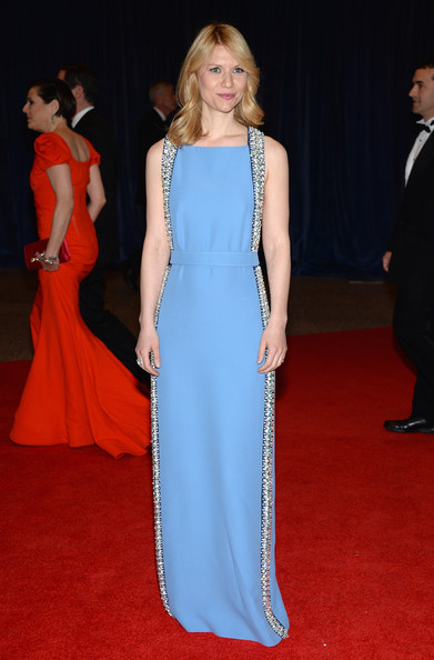 Claire Danes at the White House Correspondents' Association Dinner