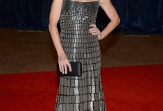 Julie Bowen at the White House Correspondents' Association Dinner