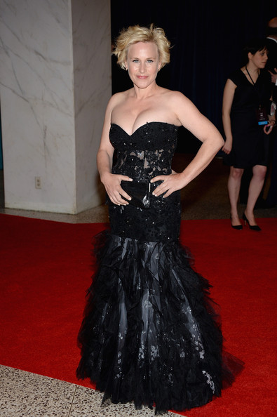 Patricia Arquette at the White House Correspondents' Association Dinner