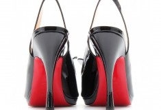 Haute buy: Christian Louboutin Miss Mouse 120 Patent Leather Pumps
