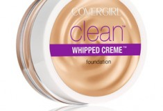 Drugstore Find: Covergirl Clean Whipped Creme Foundation and Ink It! Perfect Point Plus Eyeliner