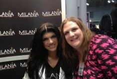Haute review: Milania Hair Care by Teresa Giudice of The Real Housewives of New Jersey
