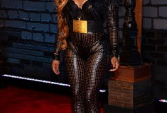 Lil Kim at the 2013 MTV Video Music Awards