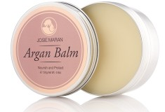 Josie Maran Argan Balm & Whipped Argan Oil Body Butter are perfect for nourishing skin this winter!