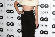 What She Wore: Emma Watson in Balenciaga Resort 2014