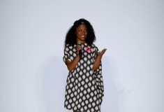 Project Runway - Dom Streater - Mercedes-Benz Fashion Week Spring 2014