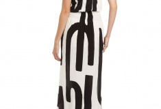 Haute buy: Tracy Reese Silk Halter Maxi Dress
