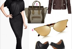 My style: Oxblood fashion