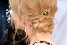 Complete your New Years Eve look with haute holiday hair!