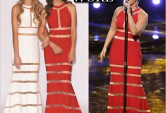 What She Wore: Tessanne Chin in Jovani at 'The Voice' finale