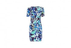 Peter Pilotto x Target Dress blue floral