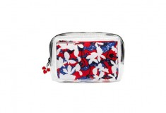 Peter Pilotto x Target Pouch red floral