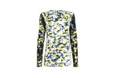 Peter Pilotto x Target Shirt green floral