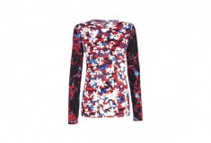 Peter Pilotto x Target Shirt red floral