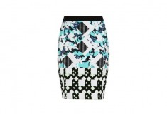 Peter Pilotto x Target Skirt floral check