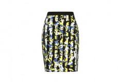 Peter Pilotto x Target Skirt floral stripe