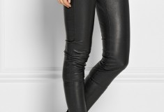 Haute or Not: Sweet Revenge leather legging boots