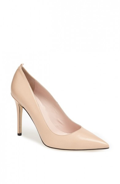 SJP by Sarah Jessica Parker Fawn Pump in nude leather