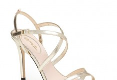 SJP by Sarah Jessica Parker Jill Sandal in Platino