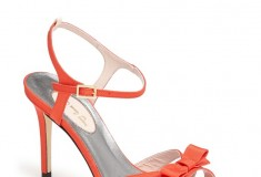 SJP by Sarah Jessica Parker Silvia Grosgrain Ankle Strap Sandal