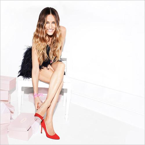 Sarah Jessica Parker SJP shoe line