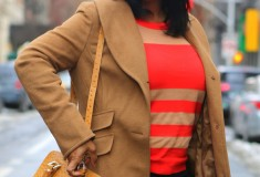 My Style: Camel and Cognac