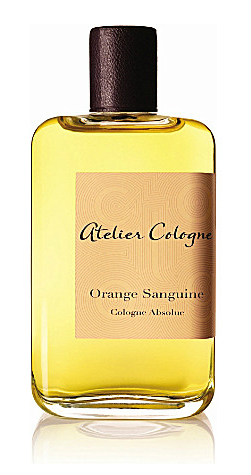 His and hers winter fragrances - Atelier Cologne Orange Sanguine Cologne Absolue