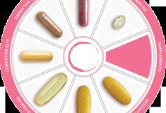 MyTrition vitamins wheel