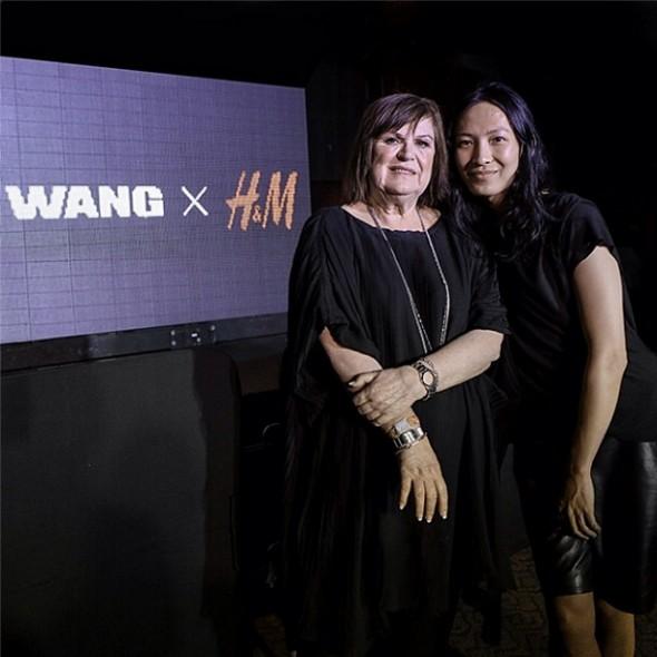 BREAKING NEWS: Alexander Wang for H&M, Margareta van den Bosch