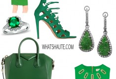Get the look this Spring with these Emerald Rush-inspired pieces