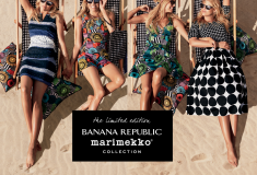 Banana Republic x Marimekko collection launches today!