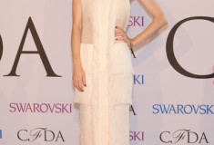 Jaime King at the 2014 CFDA fashion awards