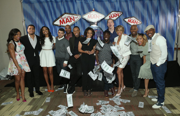 Press Junket Photo Call of Sony Pictures' Think Like A Man Too at the Beverly Hilton Hotel - 1