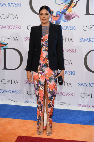 Rachel Roy at the 2014 CFDA fashion awards