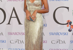 Solange Knowles at the 2014 CFDA fashion awards