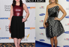 Celebrity shoe love: Henri Lepore Dezert Carmela pumps as seen on Idina Menzel and Carrie Underwood?