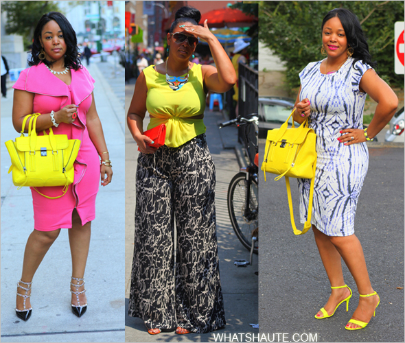 YELLOW: SUMMER FASHION