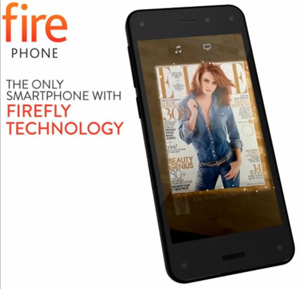 Amazon debuts Fire phone