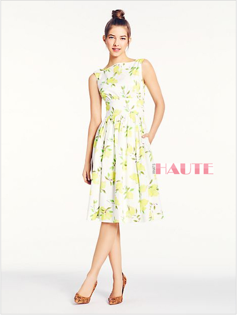 kate spade new york lyric dress