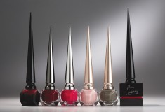 Christian Louboutin nail polish; Spanx launches denim line; CK Jeans makes a comeback