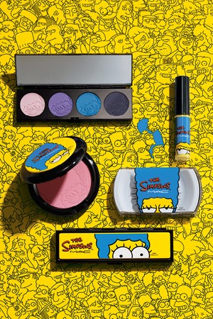 MAC Cosmetics The Simpsons collection