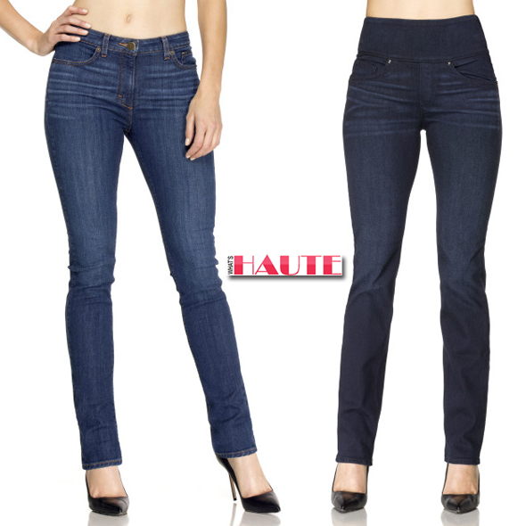 Spanx launches denim jeans