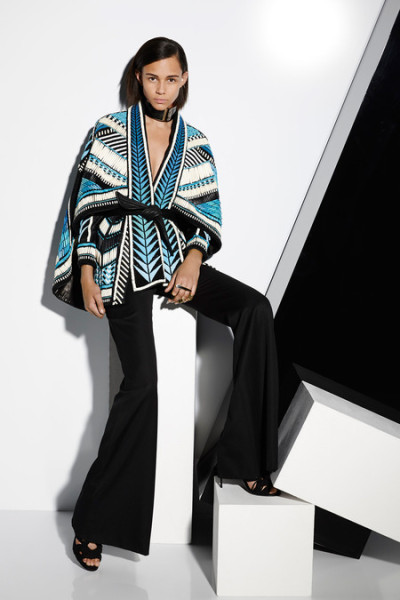 Balmain Resort 2015 Look 12