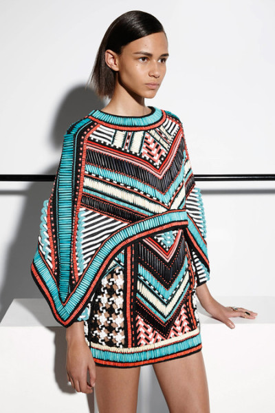 Balmain Resort 2015 Look 18