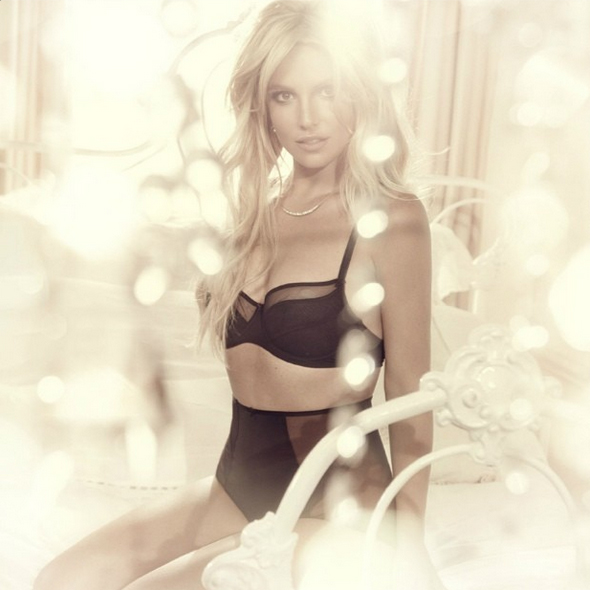 The Intimate Britney Spears Collection