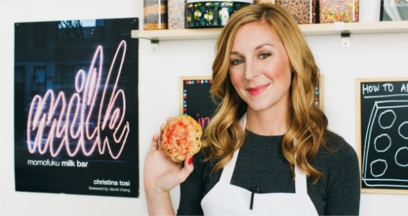 Momofuku and Estée Lauder create Estée Cookie