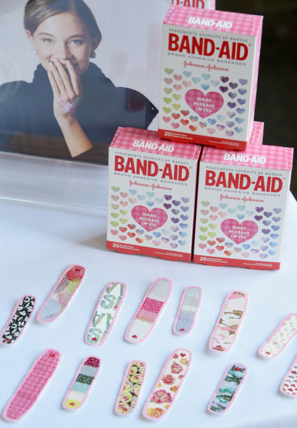 Isaac Mizrahi for Band-Aid